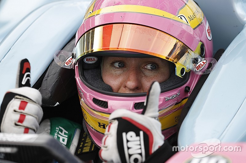 Pippa Mann to contest Indy 500 with Clauson-Marshall Racing
