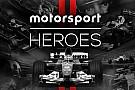 Bermitra dengan penulis Senna, Motorsport Network luncurkan Motorsport Heroes