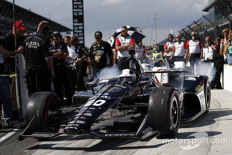 IndyCar revises Indy 500 qualifying procedure