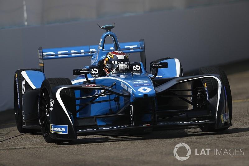 """Buemi insatisfait après avoir """"tellement gagné"""" en Formule E"""