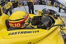 IndyCar La lluvia interrumpe la clasificación para Indy 500