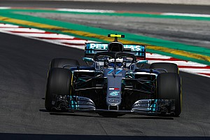 Formula 1 Practice report Spanish GP: Bottas leads FP1 by nearly a second