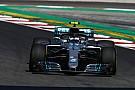 Bottas lidera la primera práctica en España por casi un segundo