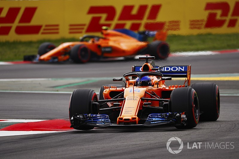 "Alonso: Top teams still in ""another league"" to McLaren"