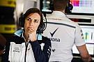 Formel 1 Claire Williams: Befinden uns nicht in einer Abwärtsspirale