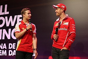 Ferrari recluta a un nuevo piloto para su academia
