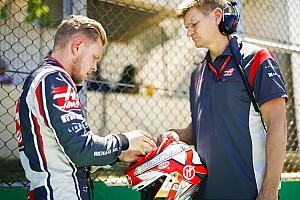 Magnussen: Semmi veszítenivalónk nincs az utolsó futamon