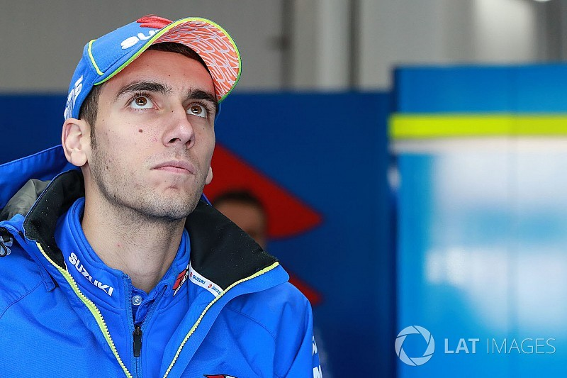 Rins confident Suzuki won't repeat 2017 engine choice mistake