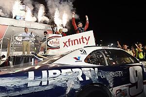 NASCAR XFINITY Reporte de la carrera Custergana gana, pero Byron es el nuevo campeón de Xfinity