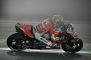 MotoGP Son dakika Dovizioso: Katar galibiyeti benim için bir