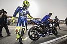 """MotoGP Rossi: """"Tengo buen ritmo pero me preocupan los neumáticos"""""""