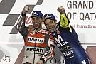 MotoGP GP del Qatar: Dovizioso ed una vittoria che... Vale