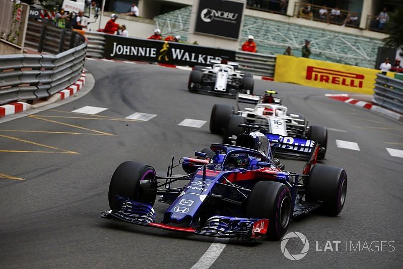 """Leclerc: Toro Rosso """"jogou"""" com Hartley na estratégia"""