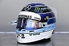 Un casque hommage à Häkkinen pour Bottas