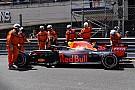 Verstappen ontvangt gridstraf voor versnellingsbakwissel