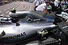 Formula 1 Mercedes: nuova cofano motore più stretto che