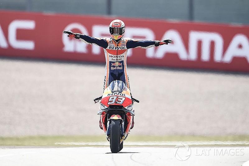 Sachsenring MotoGP: Top photos from the race