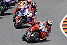 """Not clever"" Lorenzo hurt my podium bid - Petrucci"