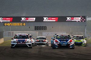 TCR Preview A Zhuhai scatta nel weekend la seconda stagione della TCR China