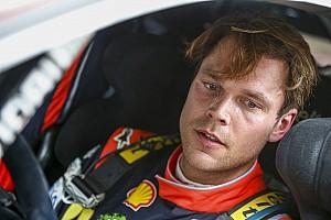 WRC Leg report Australia WRC: Mikkelsen ends Friday on top, Neuville second