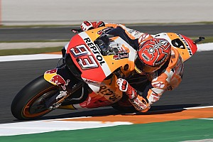 MotoGP Reporte de pruebas Márquez también es el más rápido en la sesión de warm up