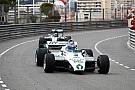 Formel 1 Bildergalerie: Keke und Nico Rosberg fahren ihre WM-Autos