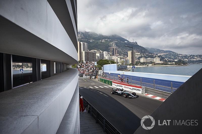 Суббота в Монако. Большой онлайн