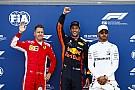 Formule 1 Vettel en Hamilton geloofden niet dat ze Ricciardo konden verslaan