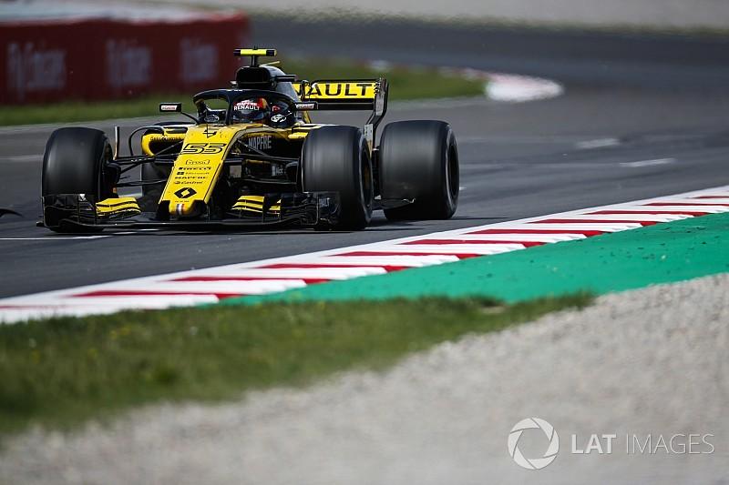 Renault: Трасса в Барселоне выявила наши проблемы с топливной системой