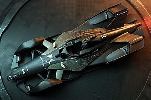 Fórmula E Galería VIDEO: el nuevo monoplaza DS Virgin Racing