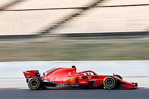 Fórmula 1 Crónica de test VIDEO: el segundo día de la F1 en Barcelona