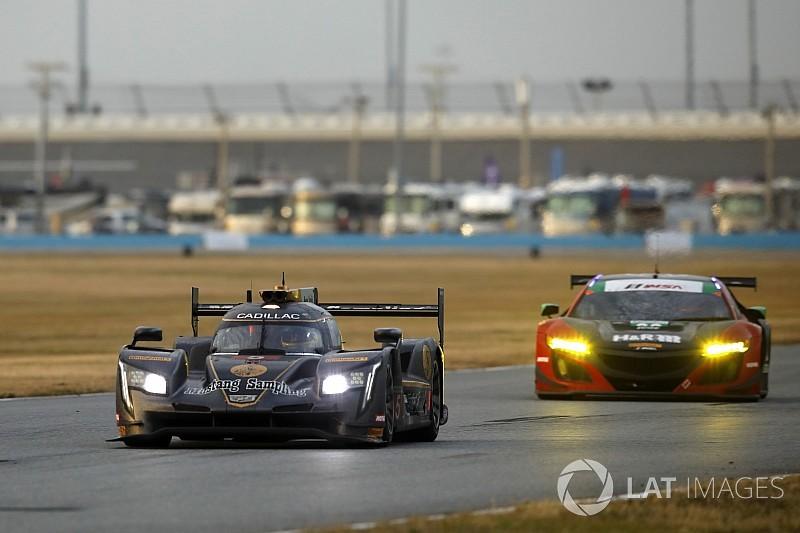 Action Express manda a cuatro horas del final en Daytona