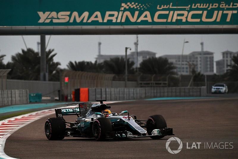 El nuevo hiperblando es el mejor neumático que ha hecho Pirelli, según Hamilton