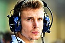 Officiel - Sirotkin décroche le baquet Williams