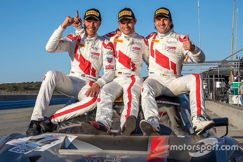 California 8 Hours: Magnus steals stunning win at Laguna Seca