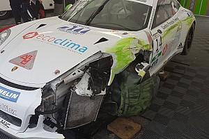 Carrera Cup Italia Ultime notizie Carrera Cup Italia, Monza: nessuna penalty per il contatto Valori-Koller