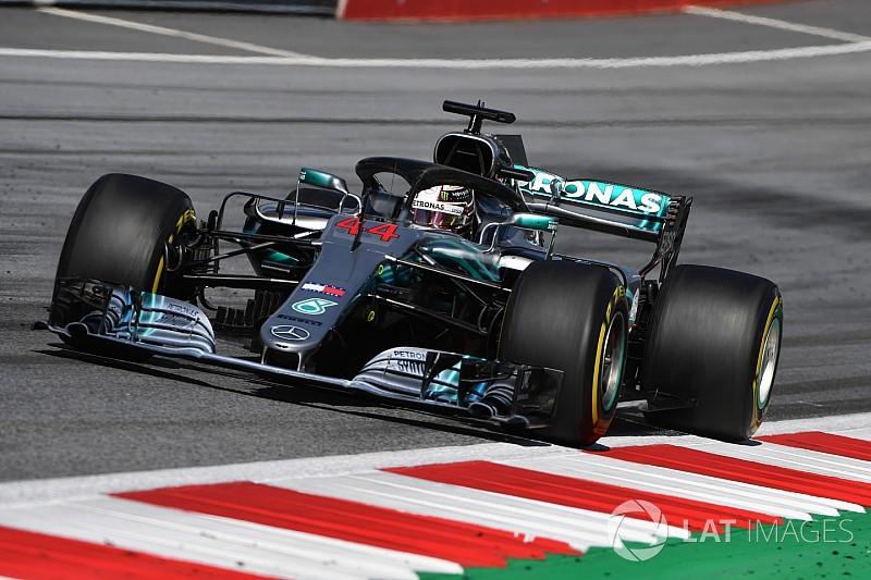 Mercedes backs strategist Vowles after Austrian GP mistake