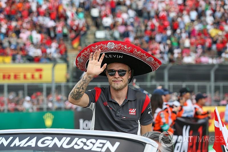 Magnussen, sekizinciliğin ardından 'zafer kazanmış gibi' hissediyor