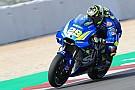 MotoGP Le patinage, problème persistant sur la Suzuki selon Iannone