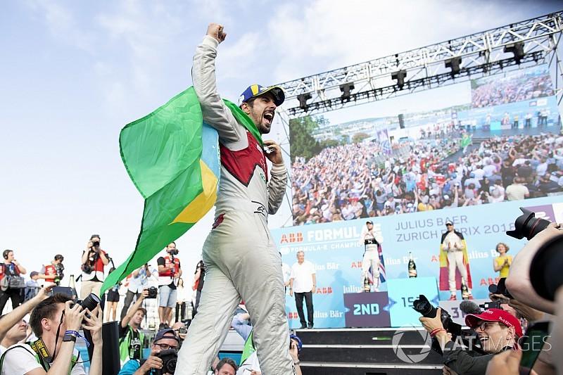 Ді Грассі зробить все для проведення гонки Формули Е у Бразилії
