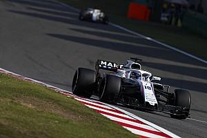 Formula 1 Breaking news Williams lost straightline speed edge with 2018 F1 car