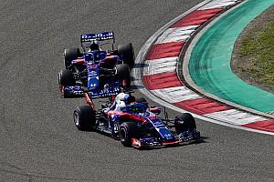 """Fórmula 1 Últimas notícias Toro Rosso celebra: """"Melhor situação em que já estivemos"""""""