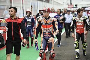 MotoGP Motorsport.com hírek Marquez elismeri, hogy hibázott, de nem volt szándékos