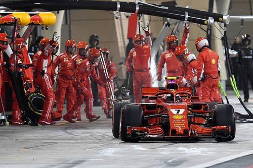 Le mécanicien Ferrari blessé à Bahreïn est de retour