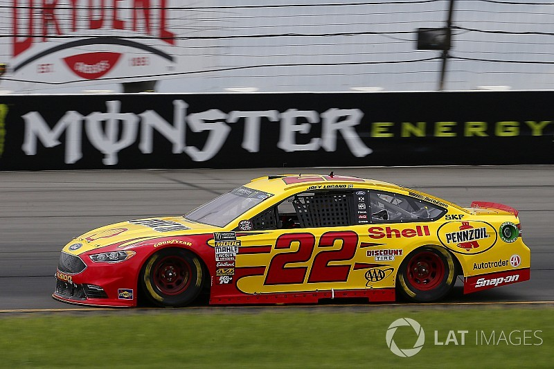 Joey Logano tops Harvick in final practice at Pocono