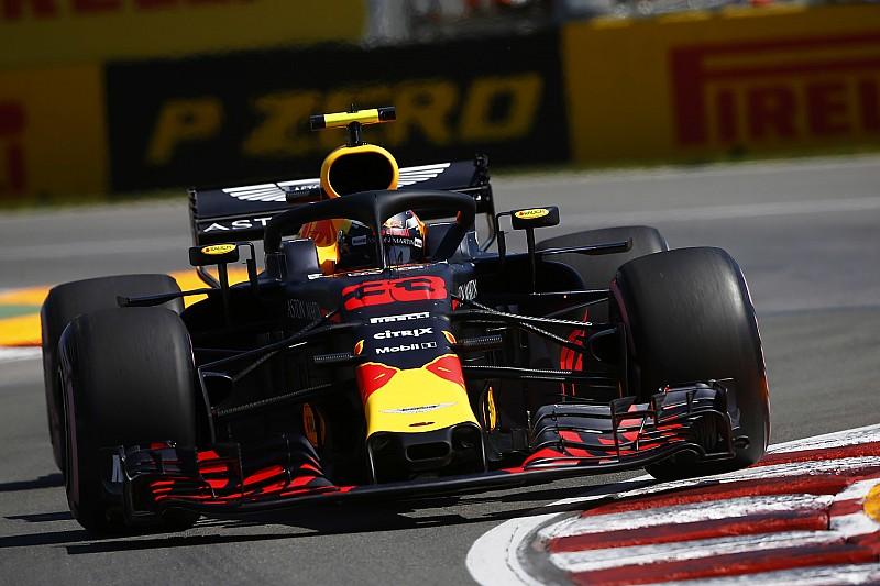 Verstappen busca resarcirse liderando el viernes de Canadá
