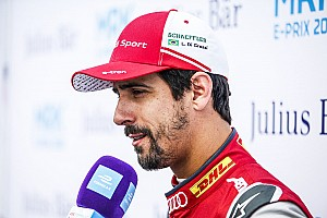 Formel E Reaktion Lucas di Grassi: Audi-Probleme