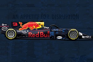 Vergleich: Red Bull RB13 vs. Red Bull RB14 für die Formel 1 2018