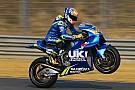MotoGP Rins centra la top 5 ed esalta la Suzuki:
