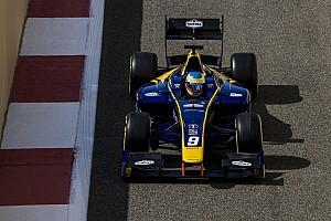 FIA F2 Race report Feature Race F2 Abu Dhabi: Rowland menang, Gelael P17